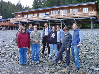 group photo at K-Bay